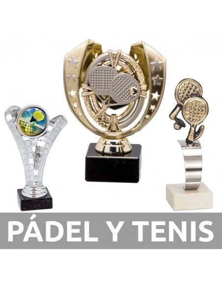 Deportes pádel y tenis