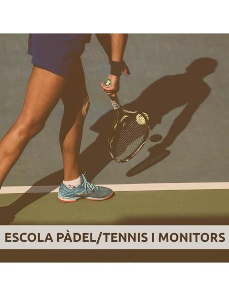 Escoles tennis / Pàdel i monitors